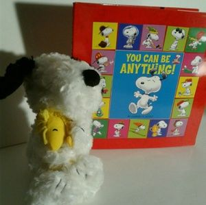 Other - You can be anything book and plush